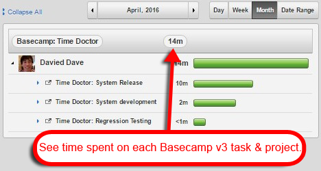 basecamp 3 time tracking
