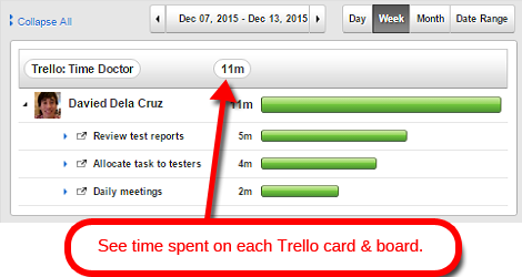 trello time tracking