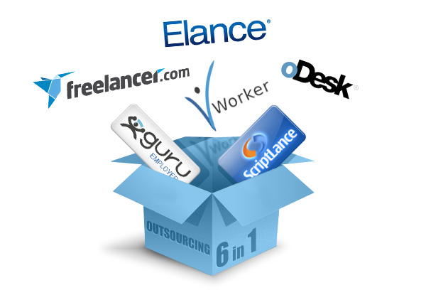 online outsourcing websites