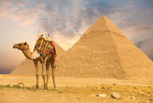 Great Pyramids of Giza, Egpyt
