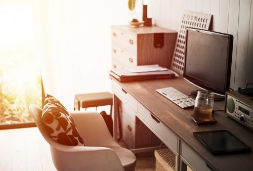 Working Remotely: Transform Your Home Into a Productive Space