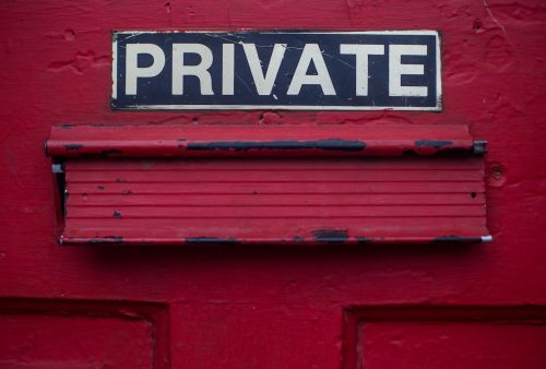 privacy in the workplace
