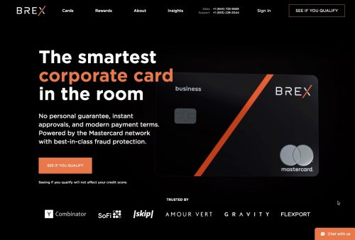 Brex Credit Card Review