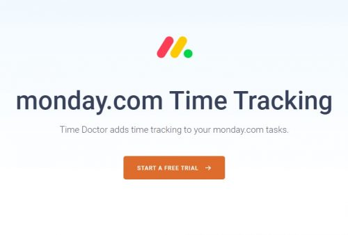 Time Doctor and monday.com Integration