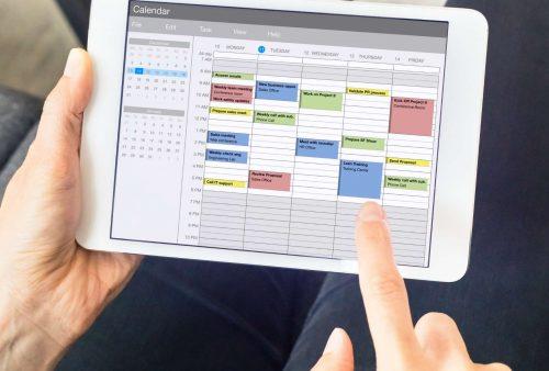 Effective Scheduling