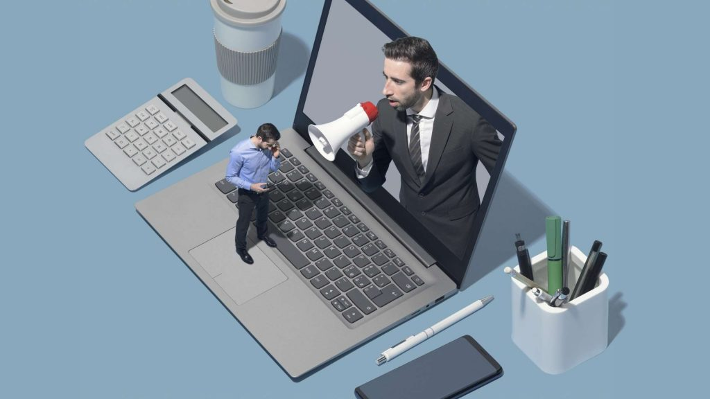 Collaboration Mistake: Micromanaging Remote Employees