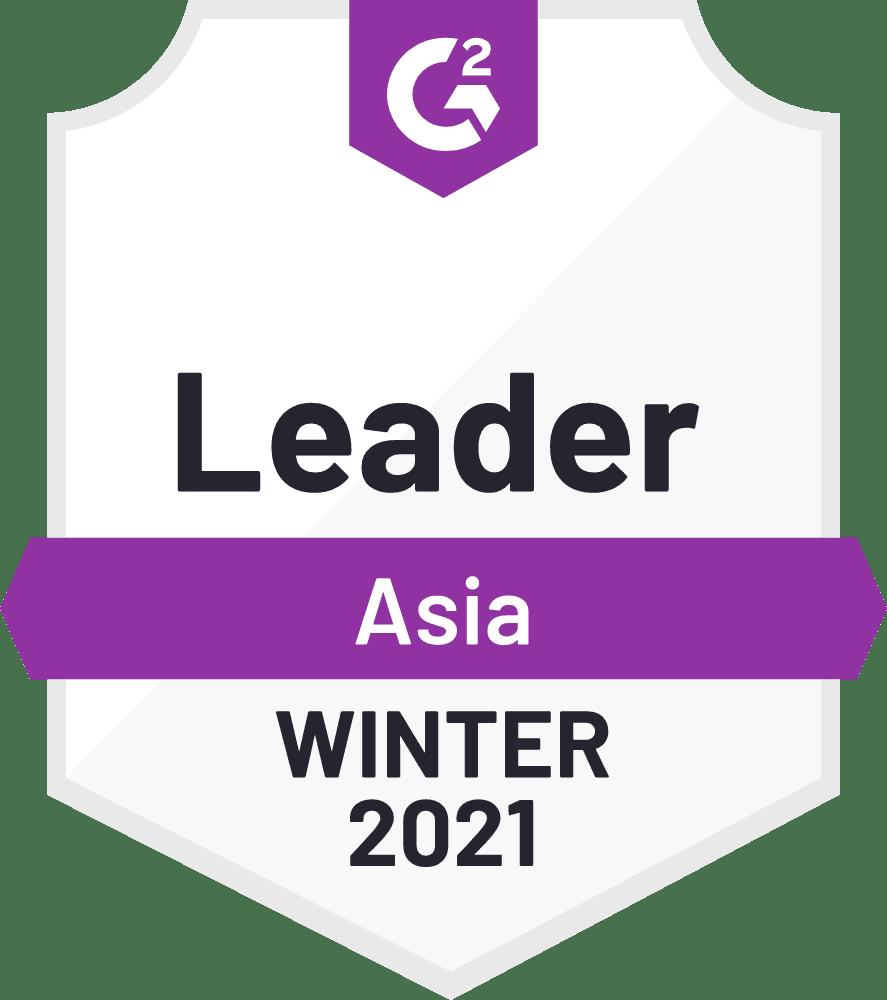 G2 Leader Asia