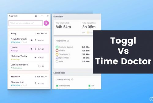 Toggl vs Time Doctor