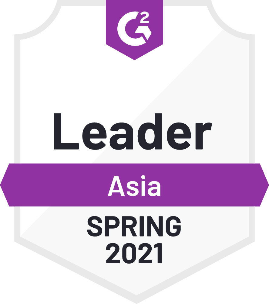 g2 asia leader for time tracking