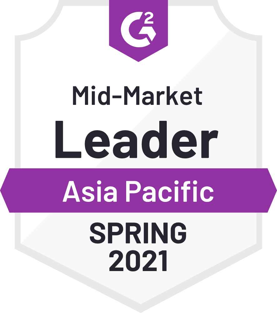 g2 mid-market leader asia pacific