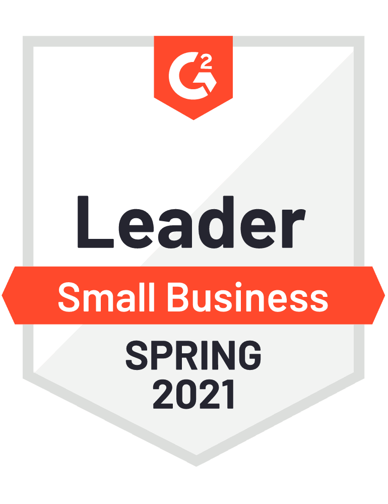 g2 small business leader